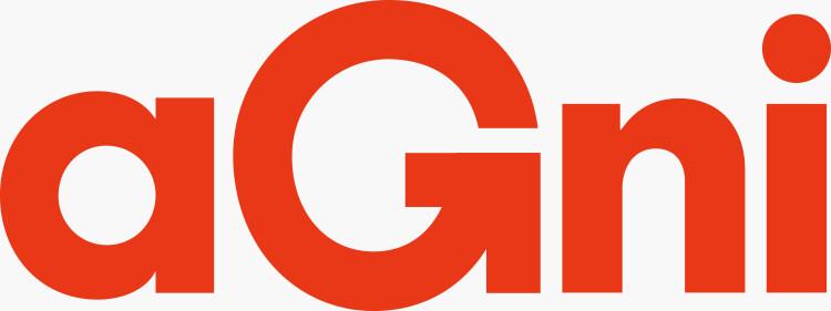 aGni ロゴマーク